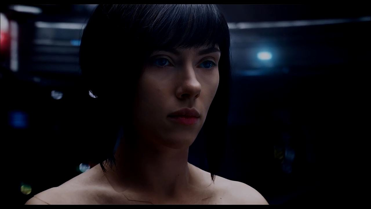 Ghost In The Shell – Final Trailer