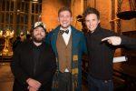 Newt Scamander at the Warner Bros. Studio Tour