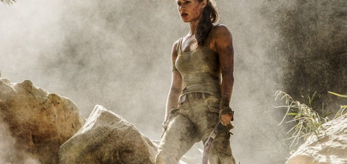 Laura Croft is back