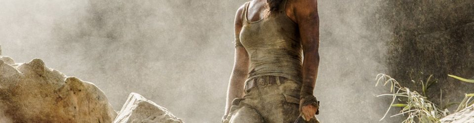 Laura Croft - Tomb Raider - first look image