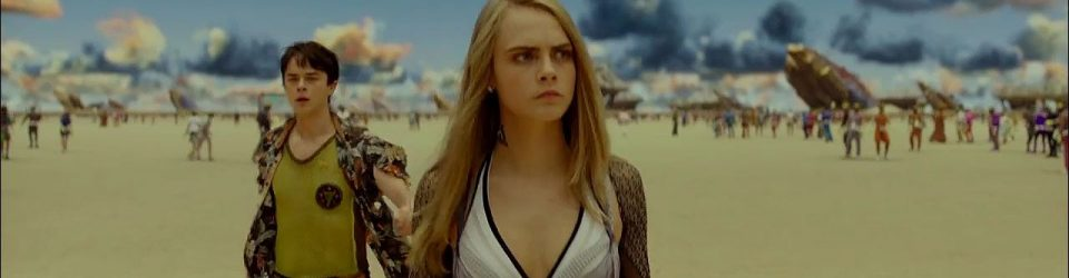 Valerian has a new trailer