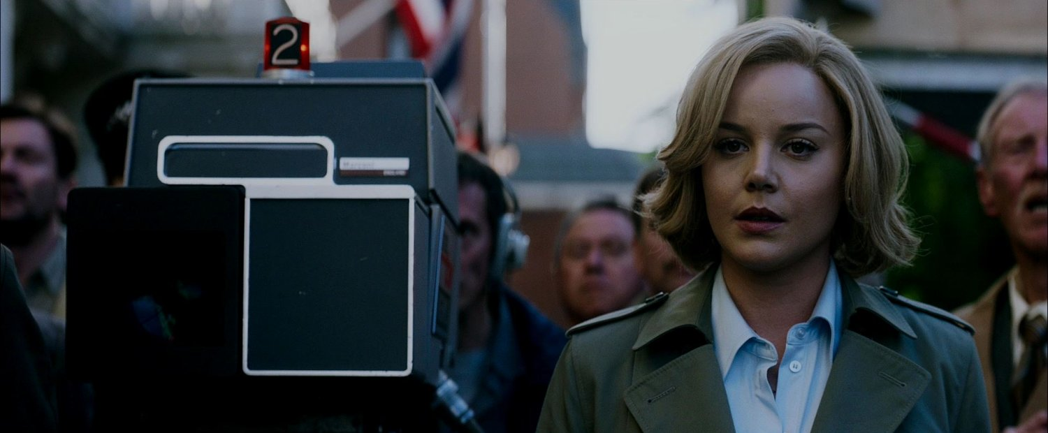 6 Days - Abbie Cornish as Kate Adie | Confusions and ...