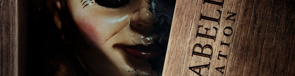 Annabelle Creation Cinema con poster