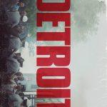 Detroit - One Sheet poster