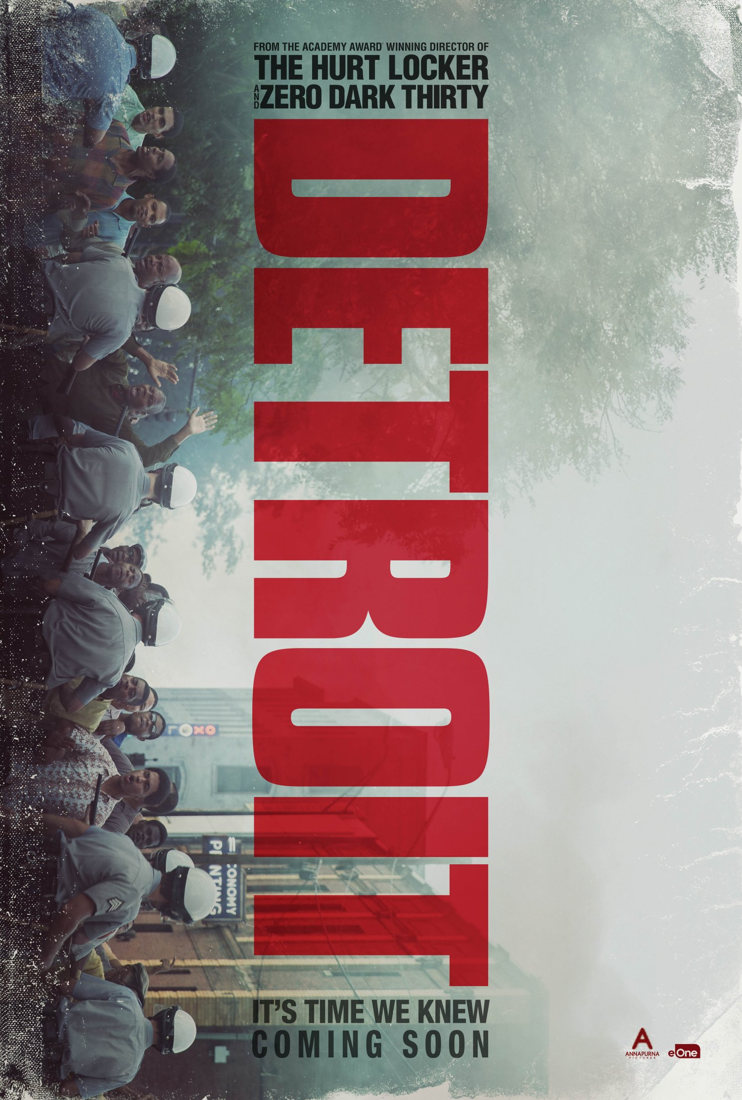 Detroit – One Sheet poster