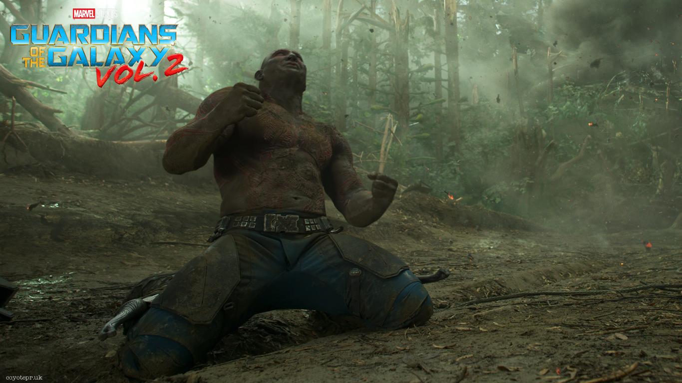 Guardians of the Galaxy Vol2 Wallpapr 07