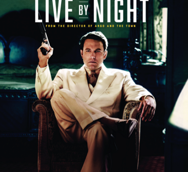 Live By Night coming to DVD soon