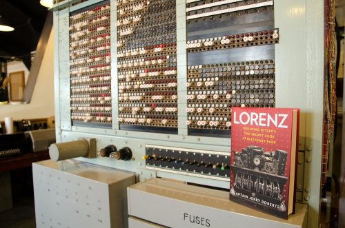 The book Lorenz and the Tunny machine