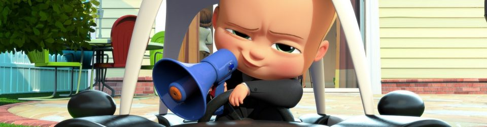 More of the Boss Baby