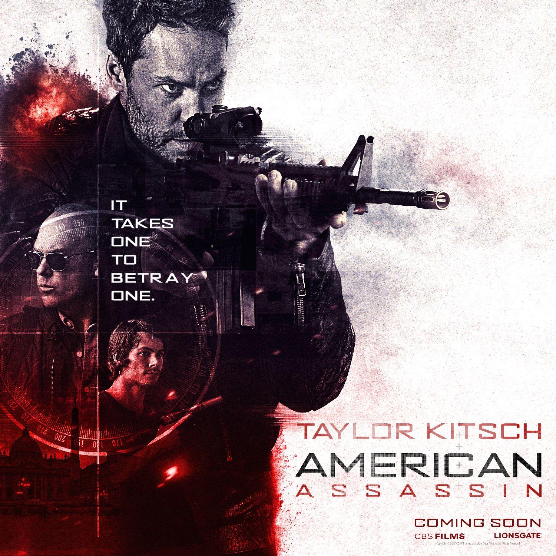American Assassin Taylor