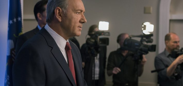 House of Cards – Hear from the Underwoods
