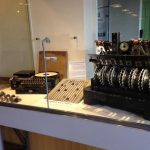 Lorenz in cabinet – a real Lorenz SZ42 and its accessories at TNMOC