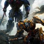 Optimus Prime and Bumblebee poster