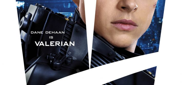 Valerian has character posters