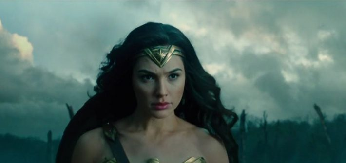 Wonder Woman is on the rise