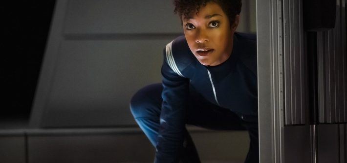 Star Trek: Discovery has a trailer