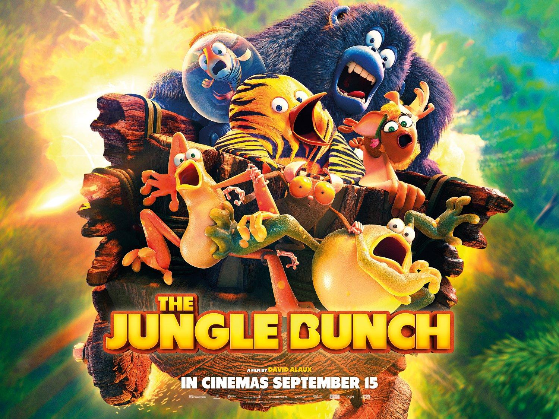 The Jungle Bunch_Quad