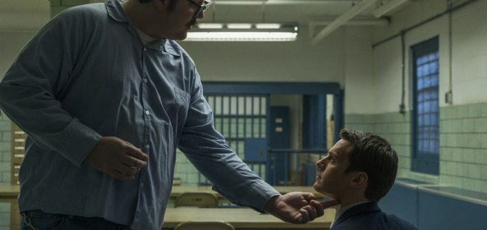 Cameron Britton takes Mindhunter by storm