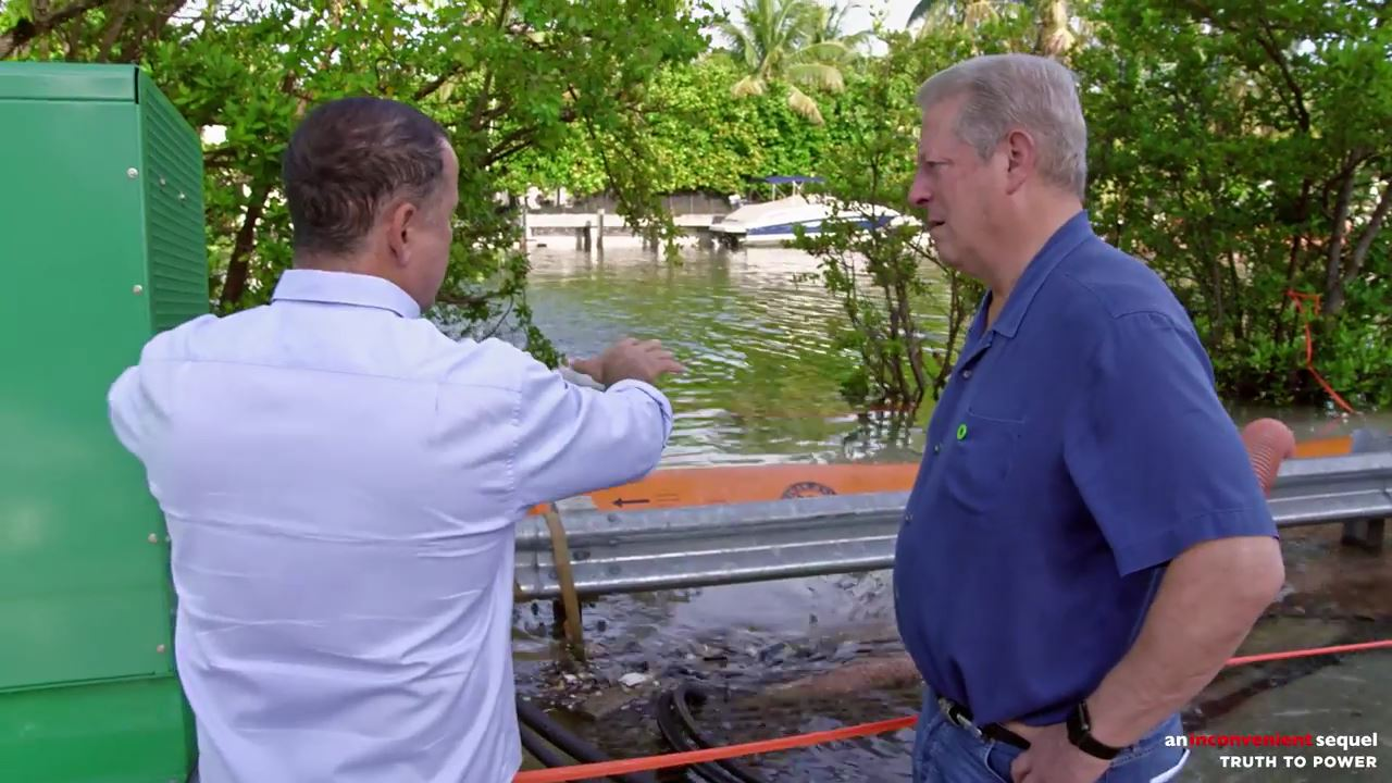 An Inconvenient Sequel – Truth to Power – Miami