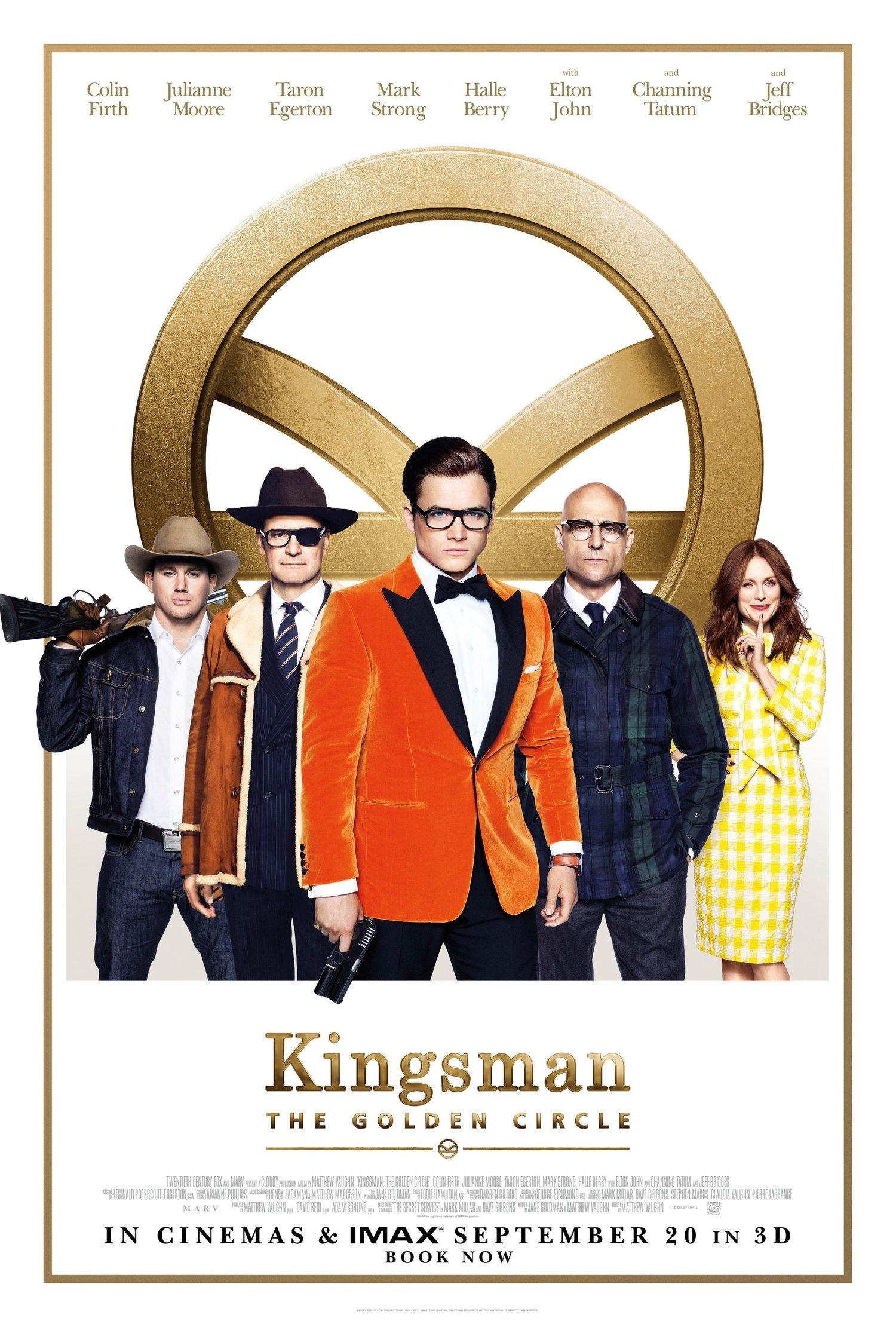 Kingsman Film Amazon