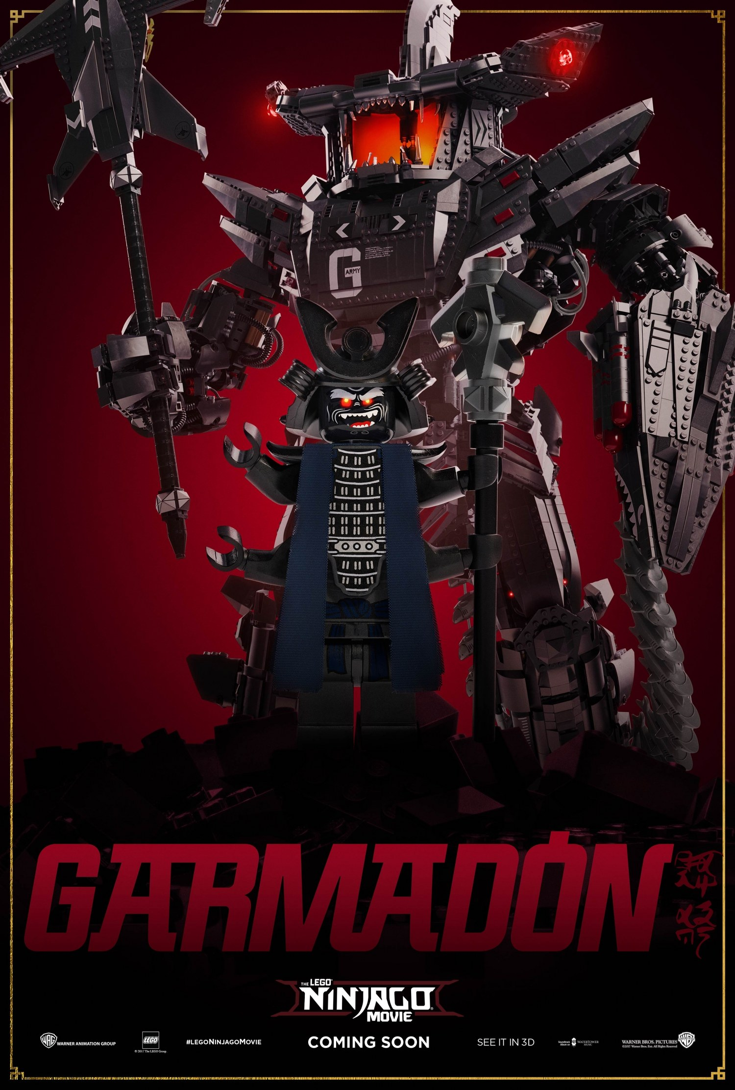 LEGO Ninjargo Movie – Garmadon