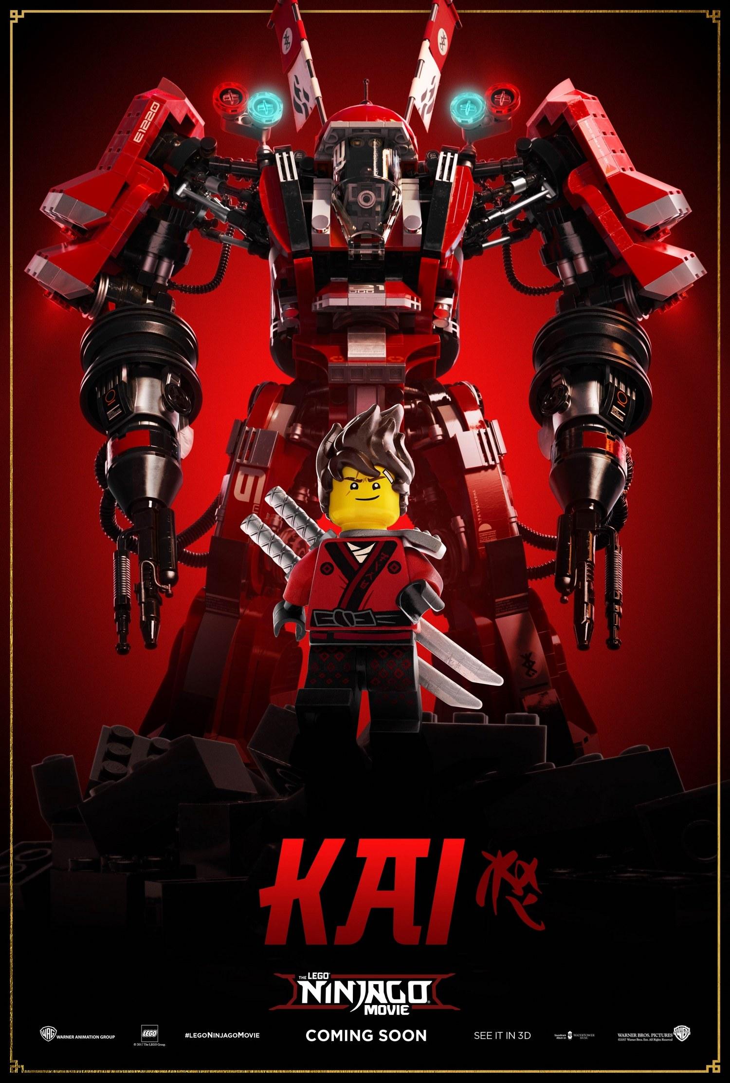 LEGO Ninjargo Movie – Kai