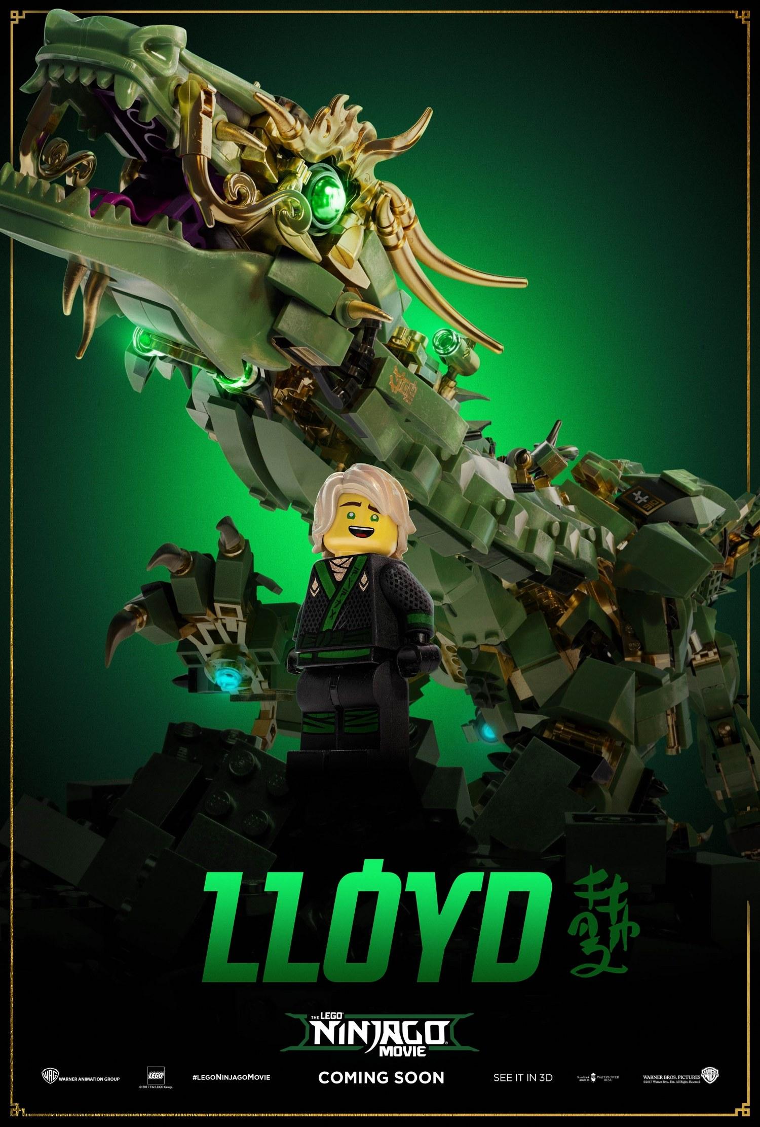 LEGO Ninjargo Movie – Lloyd