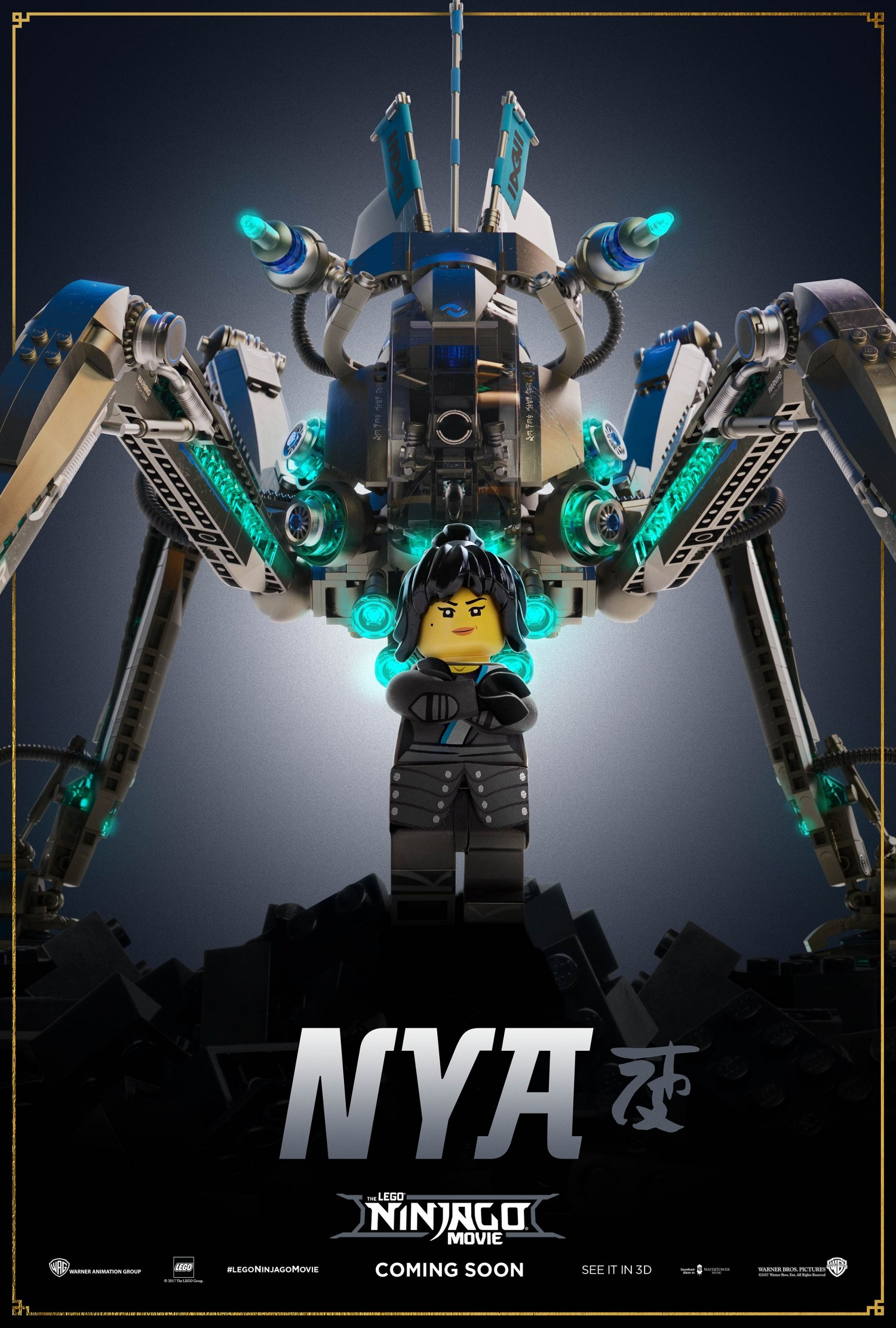 LEGO Ninjargo Movie – Nya