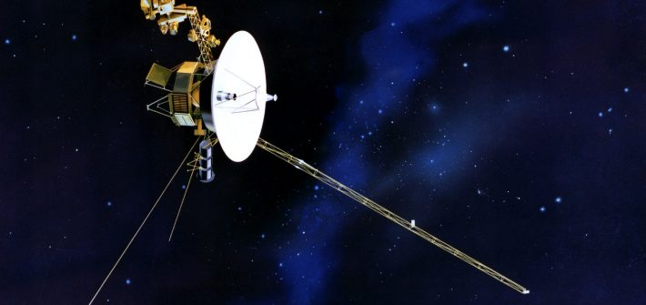 Happy birthday Voyager 2