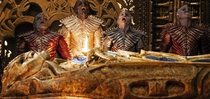 Star Trek Discovery – meet the Klingons