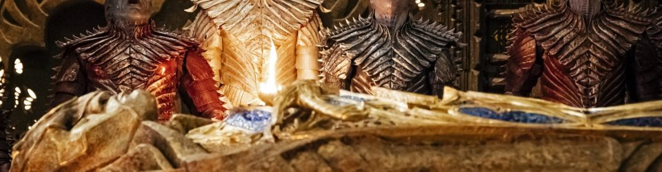 Star Trek Discovery – meet the Klingons