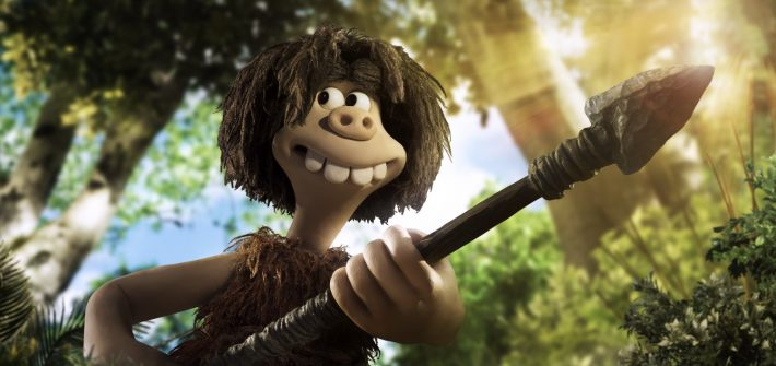Early Man has a trailer