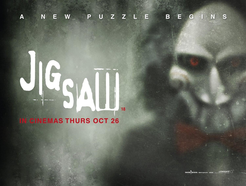 Jigsaw poster