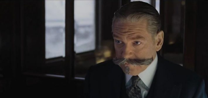 Murder on the Orient Express has a second trailer