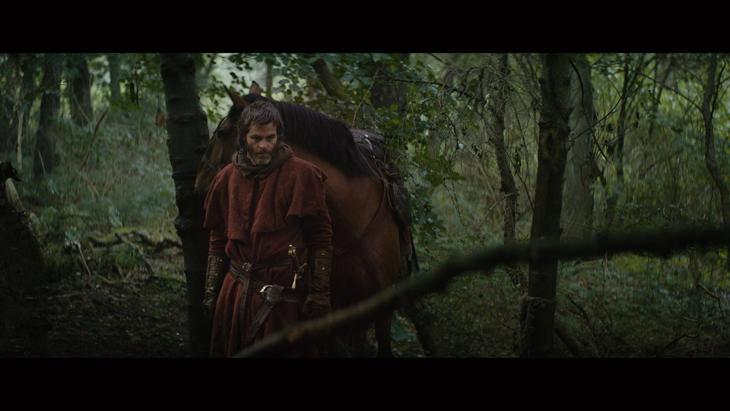 Outlaw king first look