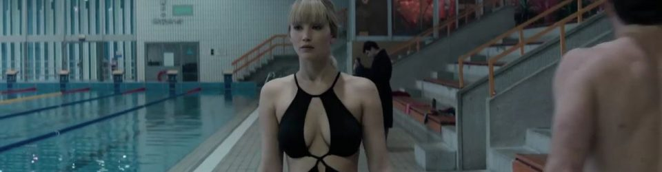 Jennifer Lawrence is a Red Sparrow