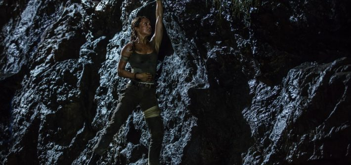 Tomb Raider gets a poster