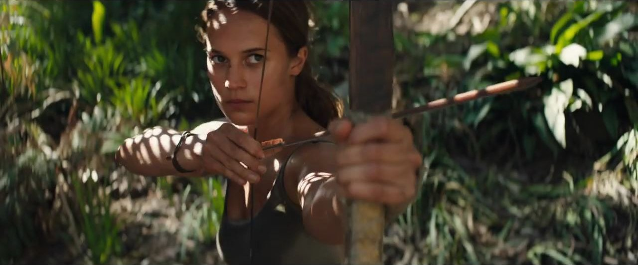 Tomb Raider – Official Trailer