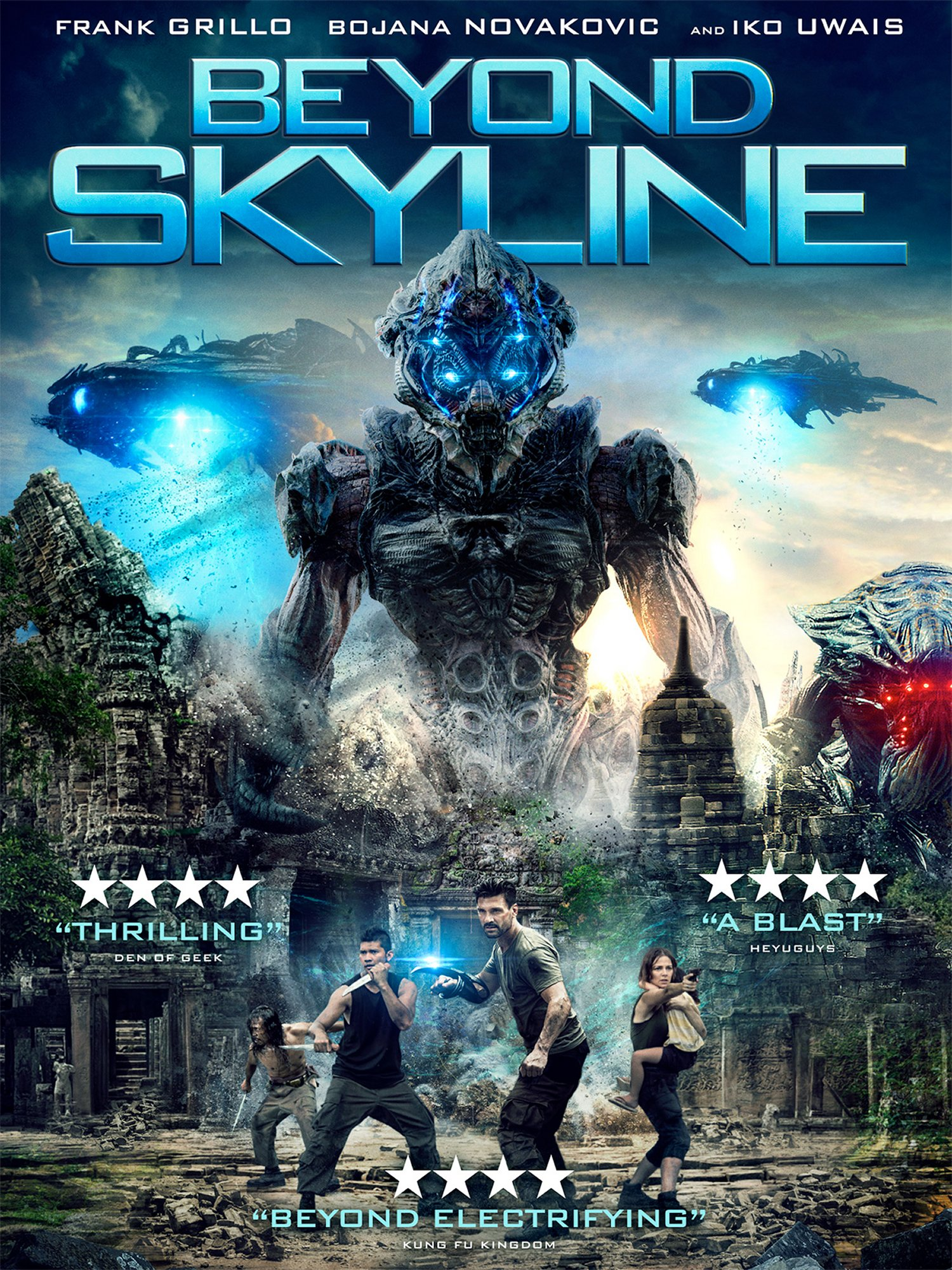 Beyond Skyline Poster Confusions And Connections