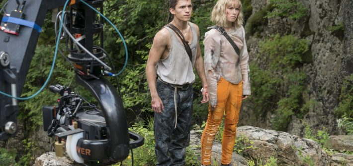 Chaos Walking is coming