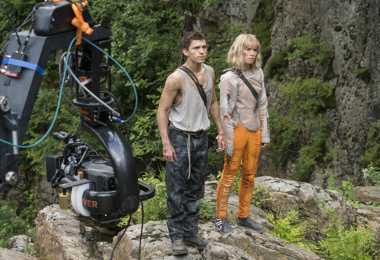 Chaos Walking – First Look Image