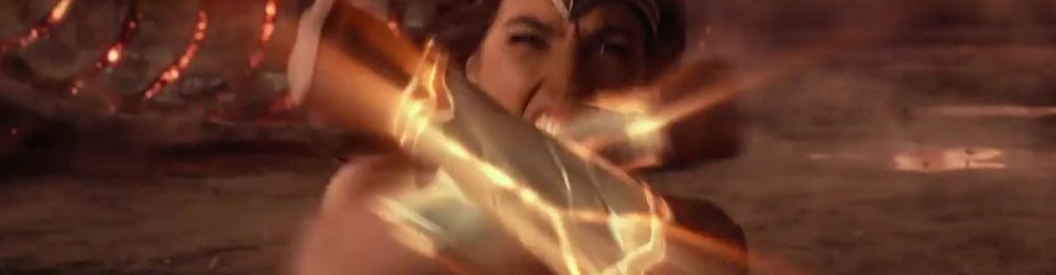 Justice League – Thunder Trailer