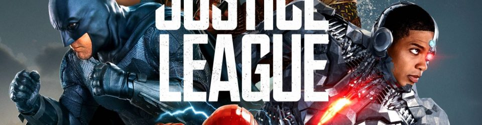 Justice League has a new poster