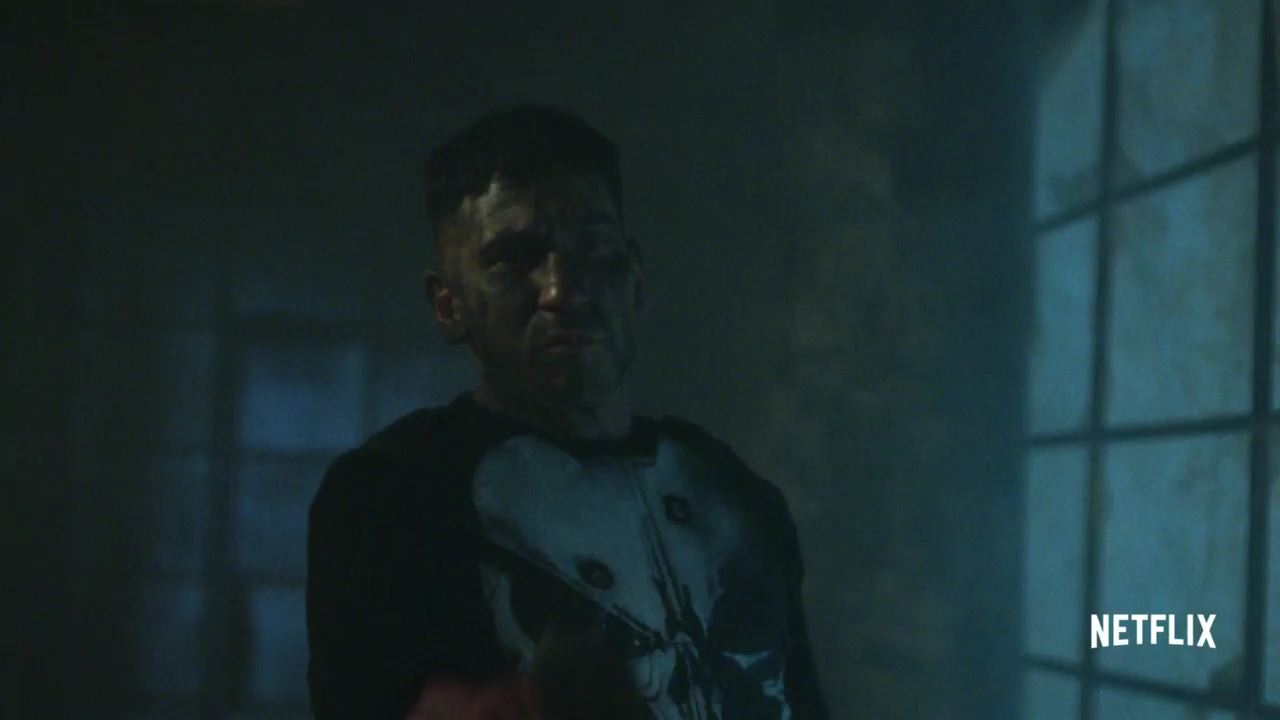 Marvel's The Punisher _ Official Trailer 2