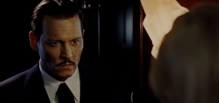 See Johnny Depp & Michelle Pfeiffer on the Orient Express