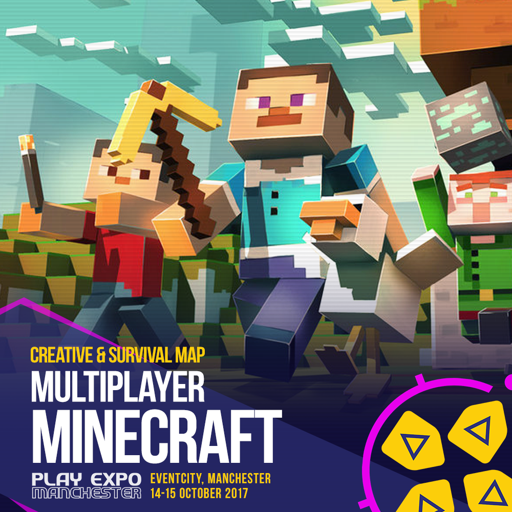 RE-PlayManchester-WhatsOn-Minecraft