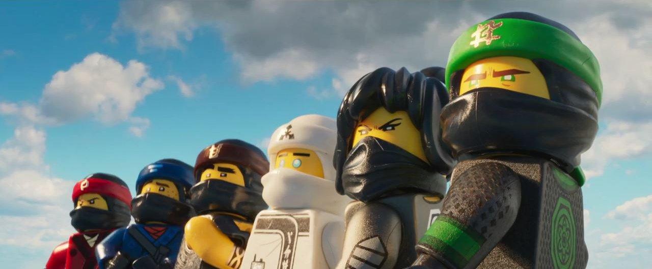 The LEGO Ninjago Movie – Found My Place music video