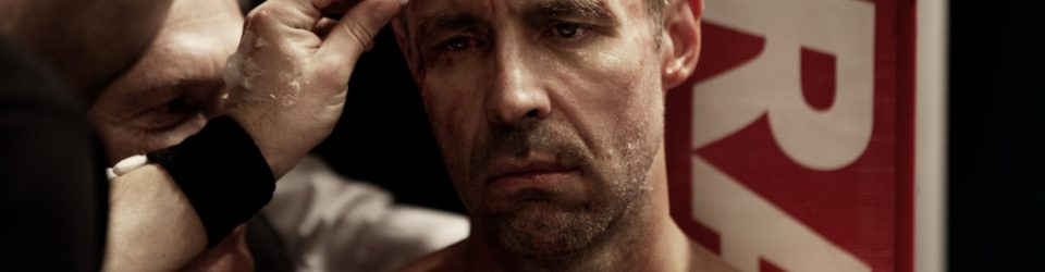 Paddy Considine is Journeyman