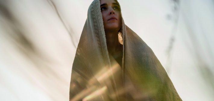 Mary Magdalene's trailer