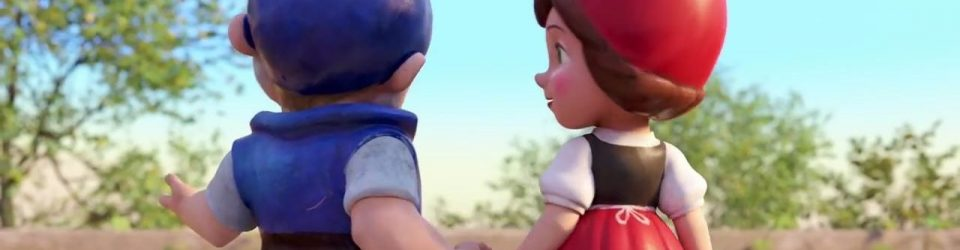 Gnomeo and Juliet are back